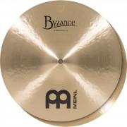 "Meinl Byzance Medium HiHat 14"" B14MH, Traditional Finish"