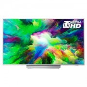 Телевизор Philips 49 инча UHD 4K TV, Android, Quad Core, 16 GB, Micro Dimming Pro, 1700 PPI, DTS-HD Premium Sound, 20W, 49PUS7803/12
