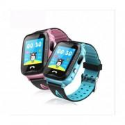 Детски смарт часовник Smart Technology V6G, GSM, GPS, Камера, розов