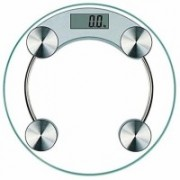 Recombigen Digital LCD Electronic Weighing Scale Weighing Scale(White)