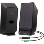 Тонколони Creative 2.0 Desktop Speakers A50, 2x2W, USB - CREAT-SPEAK-A50