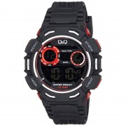 Reloj Q&Q M148J001Y Q&Q DIGITAL Collection Digital Dual Time(Doble Hora)-Negro