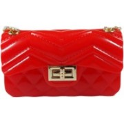 SB High Quality Silicon Women Bags Designer Small Crossbody Bags Red Sling Bag