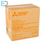 Mitsubishi CK 9015 10x15 / 600 prints Media Set