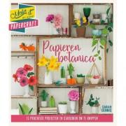Make it: Papieren botanica - Sarah Dennis