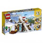 Lego Modulares Wintersportparadies