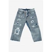 Dsquared2 Jeans KAWAII con Ricamo Gioiello taglia 6 A