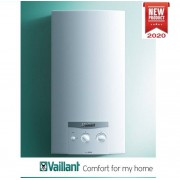 Vaillant Scaldabagno Scaldacqua A Gas Vaillant Atmomag Mini I 114/1 11 Lt Low Nox Gpl - Novita'