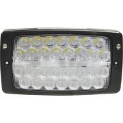 LED-Arbeitsscheinwerfer, rechteckig, 3280 LM