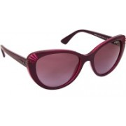 Vogue Cat-eye Sunglasses(Violet)
