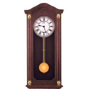 Luxusní kyvadlové dřevěné nástěnné hodiny ASSO A19/294/3 POŠTOVNÉ ZDARMA!!