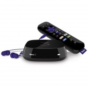 New Roku 3 Streaming Media Player (4230R) With Voice Search