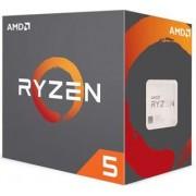 Procesor AMD Ryzen 5 6C/12T 1600X (Six Core, 3.6 GHz,19 MB, sAM4) bez hladnjaka