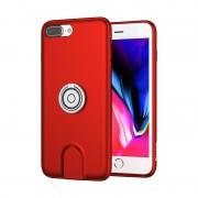 Husa Baseus cu functie wireless si magnetica Iphone 7 Plus / 8 Plus Rosu