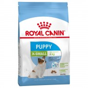 2x3kg XSmall Junior/Puppy Royal Canin ração