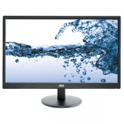 "Monitor LED, 21.5"""", Full HD, negru, AOC e2270Swn"