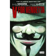 V for Vendetta, Hardcover