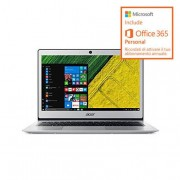 Acer Swift 1 SF113-31-P2JX con Microsoft Office 365 incluso