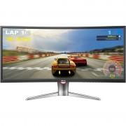 "Monitor LED Benq Gaming Curved XR3501 35"" Black"