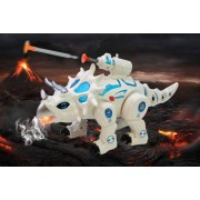 Hirix International LTD £13 (from Hirix) for a Battle Dinosaur triceratops toy