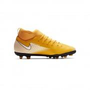 Nike Scarpe Calcio Superfly 7 Club Fg Mg Giallo Bianco Nero Bambino EUR 37.5 / US 5Y