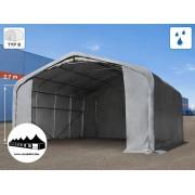 6x6x2,7m Wikinger raktársátor/ 550g/m2 PVC ponyva (Wikinger)
