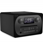 Pure Evoke C-D4 Sistema Audio Compatto Radio Dab Fm Cd e Bluetooth