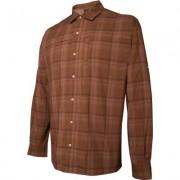 Vertx Speed långärmad skjorta (Färg: Bark, Storlek: S)