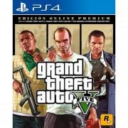 Videojuego Grand Theft Auto V PlayStation 4 Premium Edition