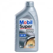 Mobil 1 SUPER 3000 X1 FORMULA FE 5W-30 1 Litre Can