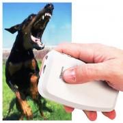 Aparat combinat portabil anti câini PestClear/ instrument de dresaj/ cu lanternă LED