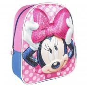 Disney Minnie Mouse pailletten school rugtas/rugzak voor peuters/kleuters/kinderen