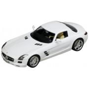 Carrera Digital 132 1/32 Mercedes SLS AMG Coupe Slot Car: White