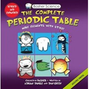 Basher Science: The Complete Periodic Table: All the Elements with Style!, Paperback/Adrian Dingle