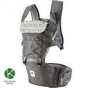 ≪POGNAE (ポグネー) ≫NO5neo ヒップシートキャリア グレー