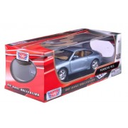 Porsche 911 Carrera Black 1/18 Diecast Model Car by Motormax