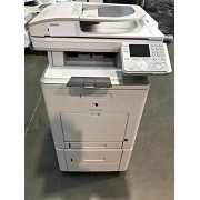 Refurbished Canon ImageRunner C1030iF A4 Color Laser Multifunction Printer - Copy, Print, Scan, E-Mail, Internet Fax, USB Direct Print/Scan, 2 Trays