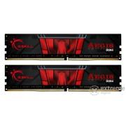 Memorie G-Skill 16GB/3000MHz DDR-4 Aegis, negru