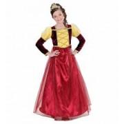 Costum Printesa Medievala Widmann 8 - 10 ani 140 cm