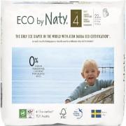 ECO BY NATY NATY Natahovací plenkové kalhotky Maxi 8 - 15 kg 22 ks