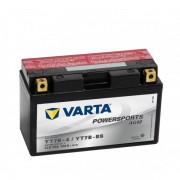 Varta Powersports AGM YT7B-4 / YT7B-BS 12V akkumulátor - 507901