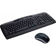 Logitech 920-003971 Kit Tastiera + Mouse Wireless - Mk330
