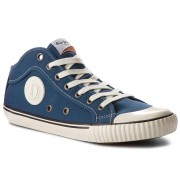 Кецове PEPE JEANS - Industry 1973 PMS30429 Factory Blue 560