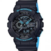 Ceas barbatesc Casio G-Shock GA-110LN-1AER Layered Neon Color