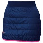 Sportful - Women's Doro Rythmo Skirt - Jupe synthétique taille M, bleu