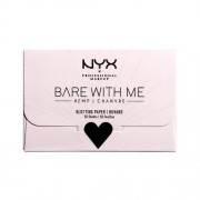 NYX Professional MakeUp Bare With Me Hemp Blotting Paper 14g