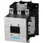 3RT1055-6AF36 contactor 150A , 75KW / 400V , Siemens , tensiune bobina 110V ac / dc conexiune bare