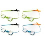 Power'n Play CU Sicherungsbrille G4.0 - Bunte Edition
