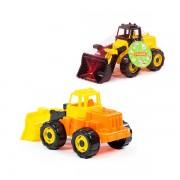 Polesie Traktor Herkules s nakladačom