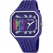 Reloj KTV5628/2 Morado Calypso Hombre MTV